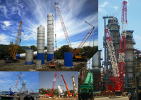 Heavylifting & Plant Erecting Services